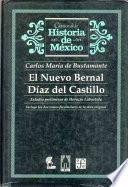 Libro de El Nuevo Bernal Díaz Del Castillo