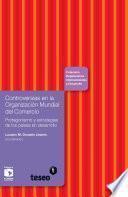Libro de Controversias En La Organización Mundial Del Comercio