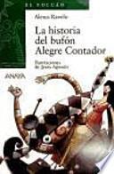 Libro de La Historia Del Bufón Alegre Contador
