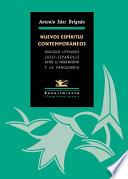 Libro de Nuevos Espíritus Contemporáneos