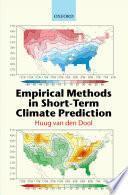 Libro de Empirical Methods In Short Term Climate Prediction