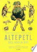 Libro de Territorialidad Y Paisaje En El Altepetl Del Siglo Xvi