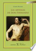 Libro de Las Arterias De Don Fernando