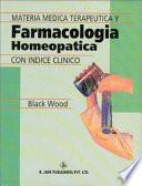 Libro de Materia Medica Terapeutica Y Farmacologia Homeopatica Con Indice Clinico