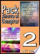 Libro de Pack Ahorra Al Comprar 2 (nº 048)