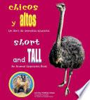 Libro de Chicos Y Altos/short And Tall