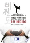 Libro de Una Etnografía De Las Artes Marciales