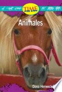 Libro de Animales (animals): Upper Emergent (nonfiction Readers)