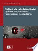 Libro de El Ebook Y La Industria Editorial