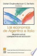 Libro de Las Economías De Argentina E Italia