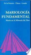 Libro de Mariología Fundamental
