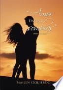 Libro de Amor En Las Sombras