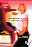 Libro de Movimiento Creativo Con Personas Mayores
