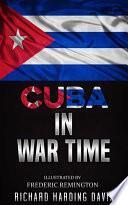 Libro de Cuba In War Time