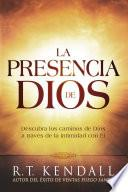 Libro de La Presencia De Dios / The Presence Of God