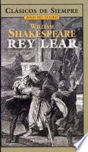 Libro de Rey Lear/ King Lear