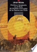 Libro de Política Y Burguesía En El Perú