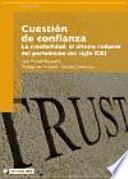 Libro de Cuestión De Confianza
