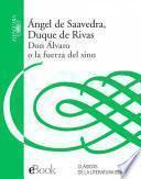 Libro de Don Álvaro O La Fuerza Del Sino