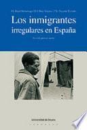 Libro de Los Inmigrantes Irregulares En España