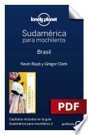 Libro de Sudamérica Para Mochileros 3. Brasil