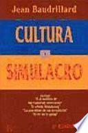 Libro de Cultura Y Simulacro