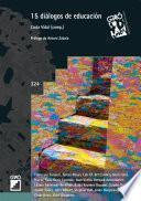 Libro de 15 Diálogos De Educación