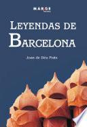 Libro de Leyendas De Barcelona
