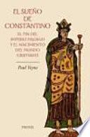 Libro de El Sueño De Constantino