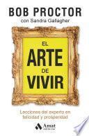 Libro de El Arte De Vivir