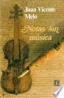 Libro de Notas Sin Música