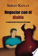Libro de Negociar Con El Diablo