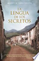 Libro de La Lengua De Los Secretos