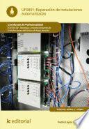 Libro de Reparación En Instalaciones Automatizadas. Elee0109   Montaje Y Mantenimiento De Instalaciones Eléctricas De Baja Tensión