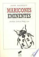 Libro de Maricones Eminentes