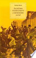 Libro de Socialismo Revolucionario Y Darwinismo Social