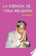 Libro de The Essence Of All Religion (spanish)