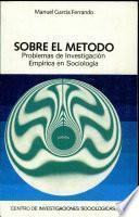 Libro de Sobre El Método