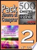 Libro de Pack Ahorra Al Comprar 2 (nº 051)