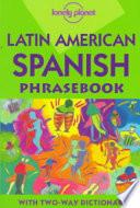 Libro de Latin American Spanish Phrasebook