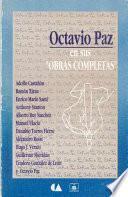 Libro de Octavio Paz En Sus  Obras Completas