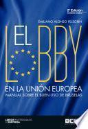 Libro de El Lobby En La Unión Europea