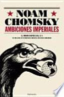 Libro de Ambiciones Imperiales.