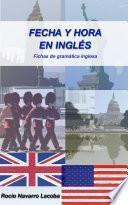 Libro de Fecha Y Hora En Inglés