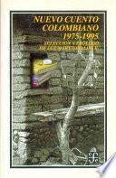 Libro de Nuevo Cuento Colombiano, 1975 1995