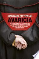 Libro de Avaricia
