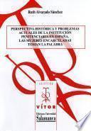 Libro de Perspectiva Histórica Y Problemas Actuales De La Institución Penitenciaria En España