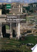 Libro de Gramática De La Lengua Latina