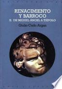 Libro de Renacimiento Y Barroco Ii