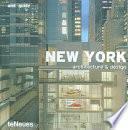 Libro de New York